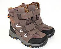 Стильные зимние ботинки для мальчика, фото 1