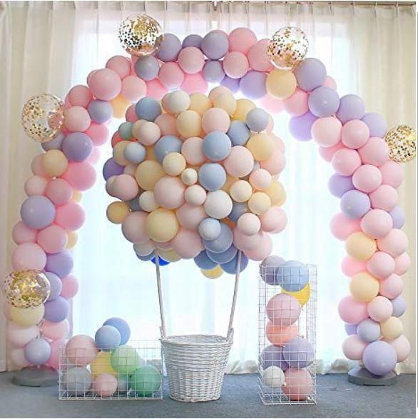 воздушные шары макарун