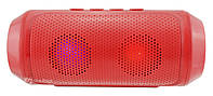 Портативная bluetooth MP3 колонка SPS Q610 Red