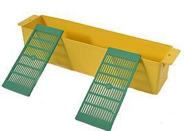 Кормушка для пчел 3,0 л. с двумя поплавками (НТЦ)