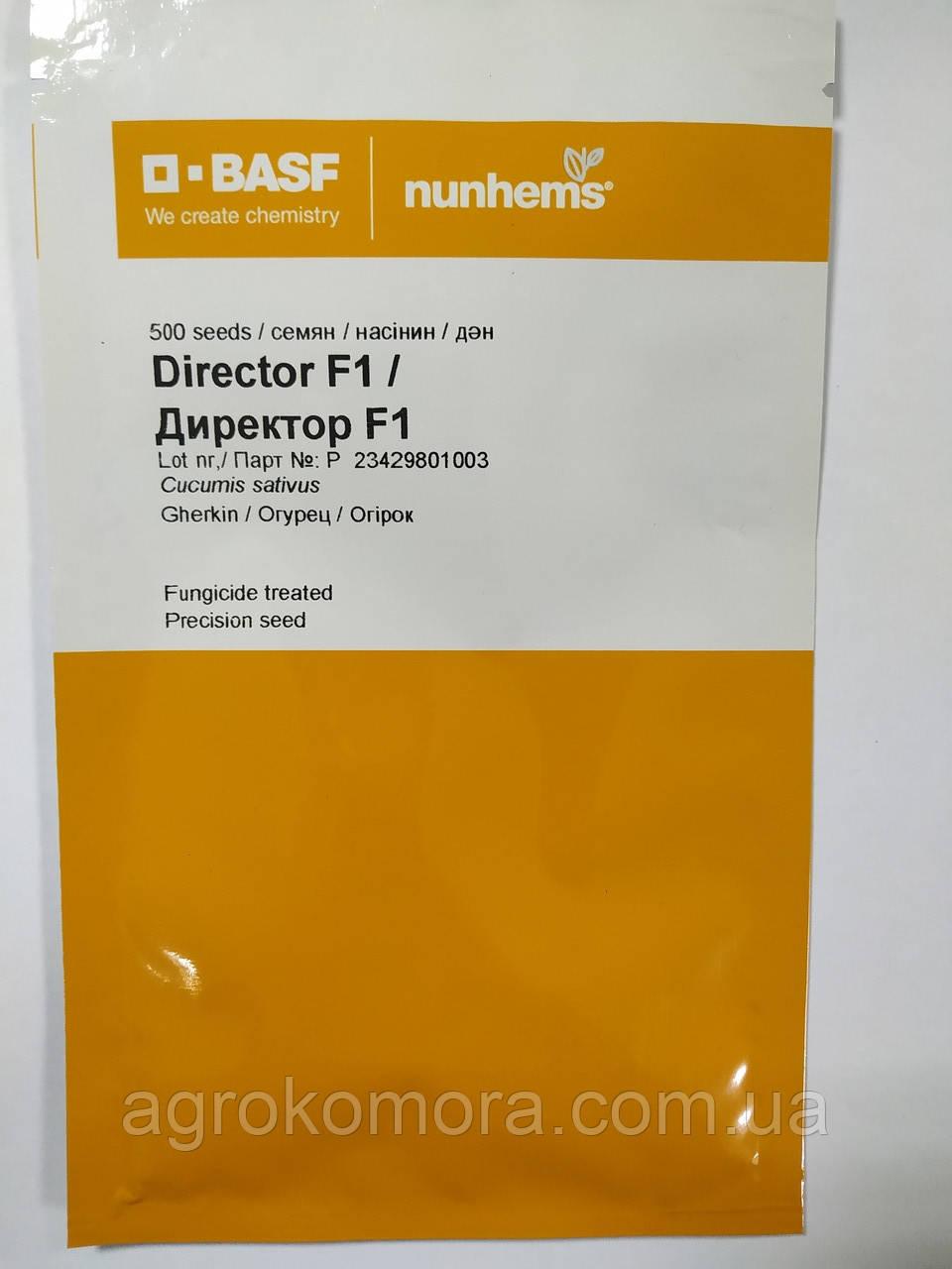 Директор F1, 500 нас. огірок, Bayer Nunhemsr