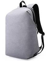 Рюкзак Kaka 17007 23 л, серый, фото 1