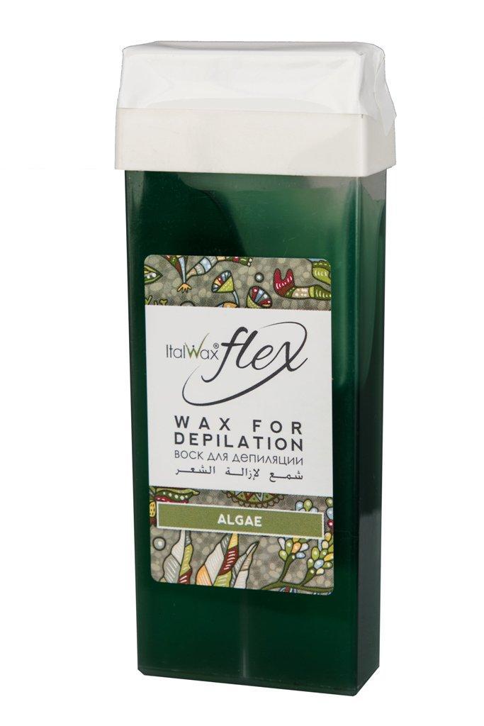 Italwax воск в кассете Flex Algae (Водоросли)  100 мл