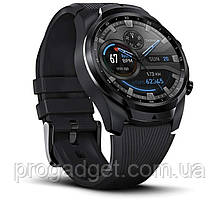 Смарт часы Ticwatch Pro 4G/LTE Smartwatch, двойной дисплей, отслеживание сна, водозащита, 1 Гб RAM, GPS, NFC