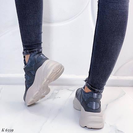 Кроссовки на высокой подошве, фото 2