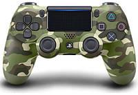 Геймпад Sony PS4 Dualshock 4 V2 Green Camо