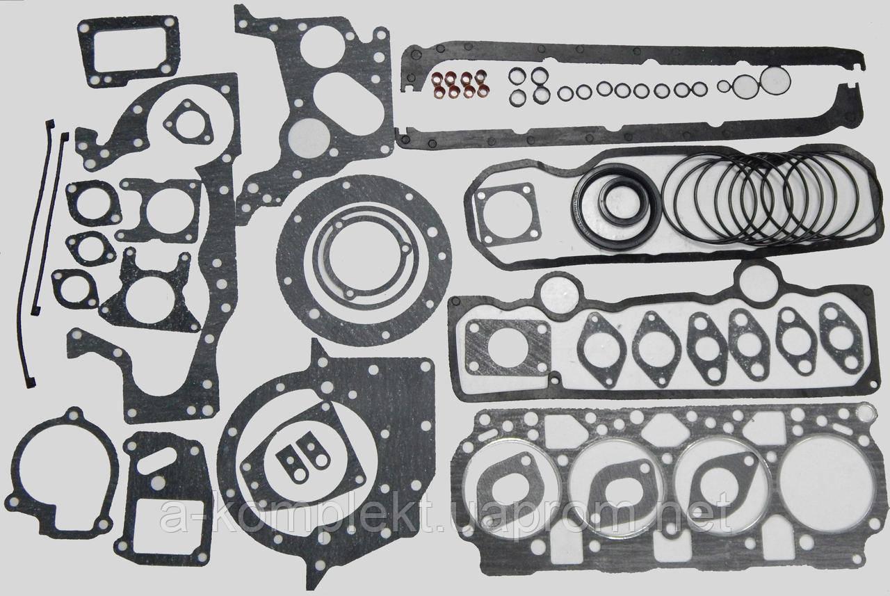 Набор прокладок с рти двигателя д-240 из паронита