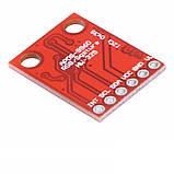 Модуль с датчиком APDS-9960 жестов, освещенности, цвета и приближения GY-9960 бесконтактное обнаружение, фото 5