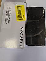 Дисплей Samsung A505 Galaxy A50 2019 с сенсором черный оригинал GH82-19204A