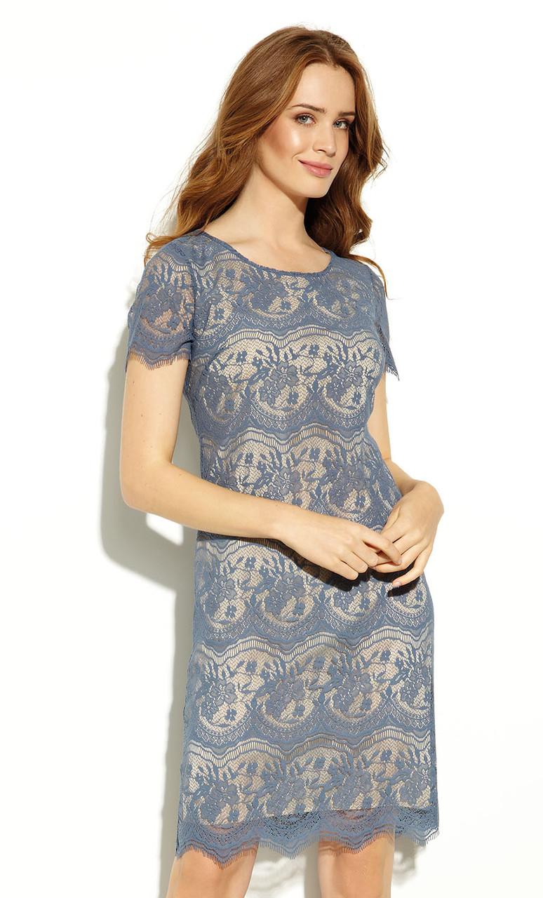 Zaps плаття Kayoko джинсового кольору. Колекція весна-літо 2020
