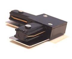 Соединитель угловой для шинопровода черный Z-LIGHT