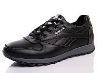 Мужские  кожаные кроссовки  Reebok, фото 1