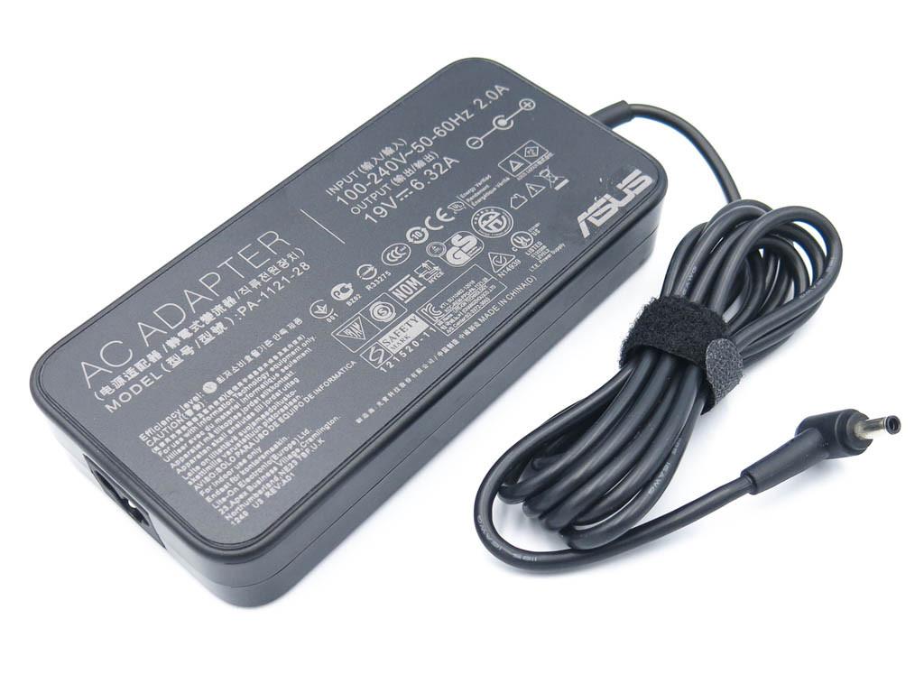 Блок питания для ноутбука ASUS 19V 6.3A 120W (4.5*3.0+Pin) ORIGINAL.