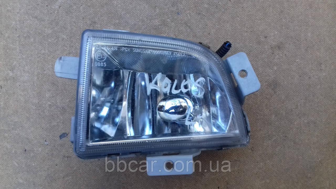 Додаткові, протитуманні фари Chevrolet Kalos 2008 р. Sung San 00002062 ( L )