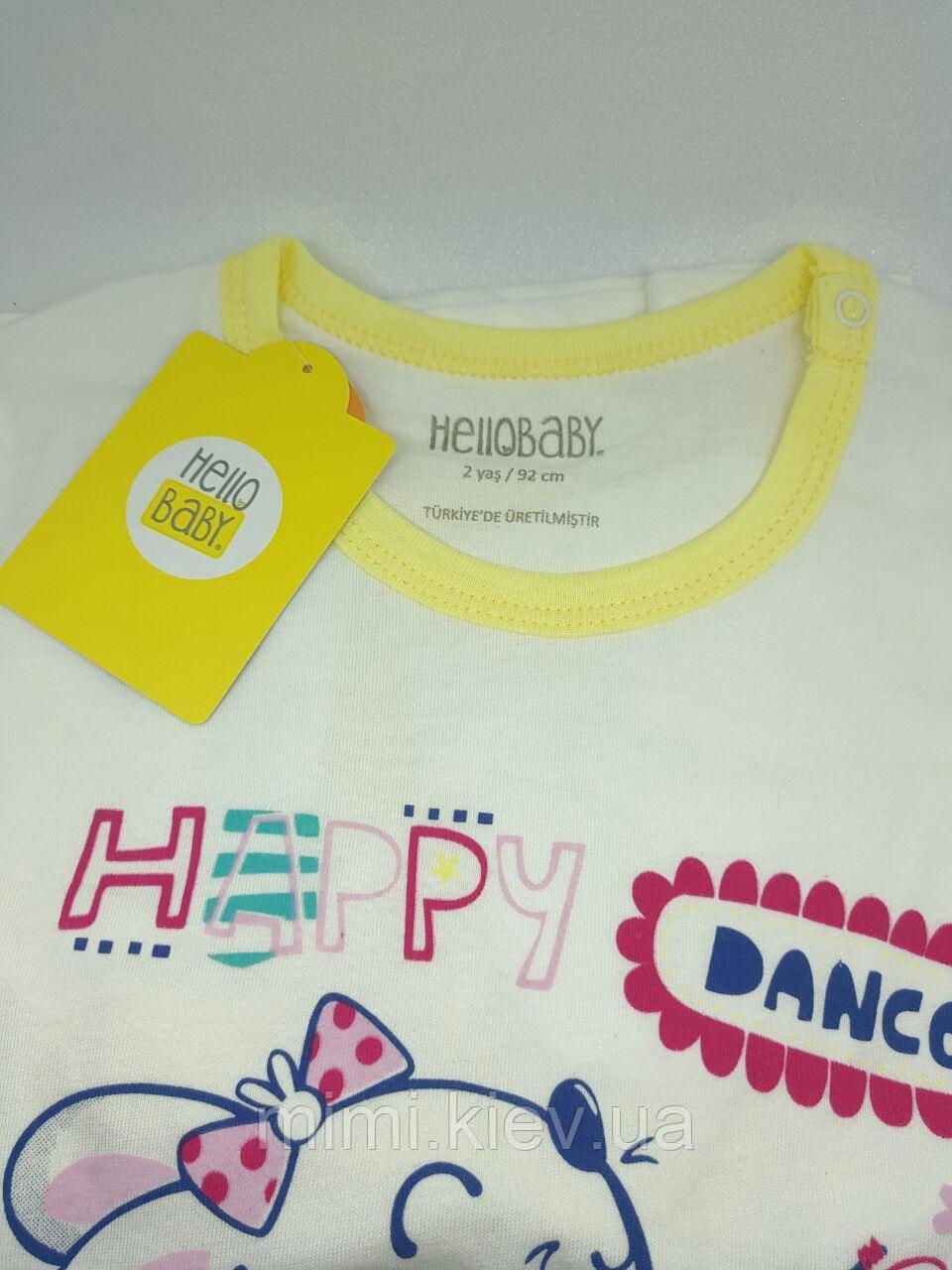 Пижама детскаяEbebek HelloBaby2 года