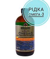 Nature's Answer, рыбий жир с Омега-3 (ЭПК и ДГК) 480 мл