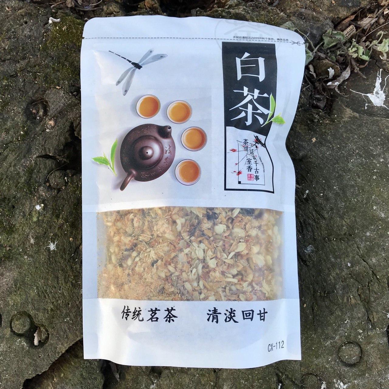 Цветочный чай «Цветы китайского жасмина», 75 г