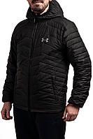 Куртка мужская зимняя пуховик Under armour, фото 1