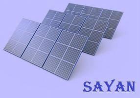 Сонячні батареї та комплектуючі