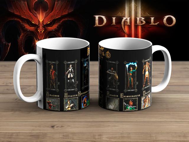 Чашка Диабло 3 / Diablo III