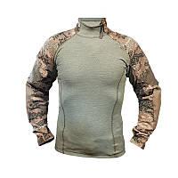 UBACS (бойова сорочка) у забарвленні Tarnanzug neu. Австрія, оригінал., фото 1