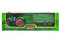 Трактор с прицепом 955-41