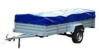 Прицеп автомобильный Старконь АМС-750 (1500х2500х400 мм)