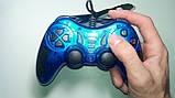 Джойстик игровой HAVIT HV-G85 USB blue, фото 3