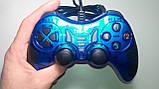 Джойстик игровой HAVIT HV-G85 USB blue, фото 7
