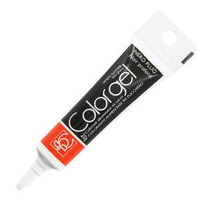 Барвник харчовий гелевий Чорний Modecor 20г