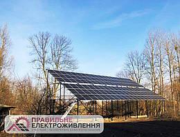 Мережева СЕС 30 кВт у с. Старява 2