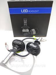 Світлодіодна лампа S16 H1 з пасивним радіатором охолодження