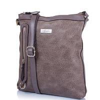 Женская сумка-планшет из качественного  кожезаменителя amelie galanti (АМЕЛИ ГАЛАНТИ) a974023-2-grey