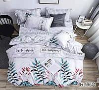 ✅ Семейный комплект постельного белья (Ранфорс) TAG R9904