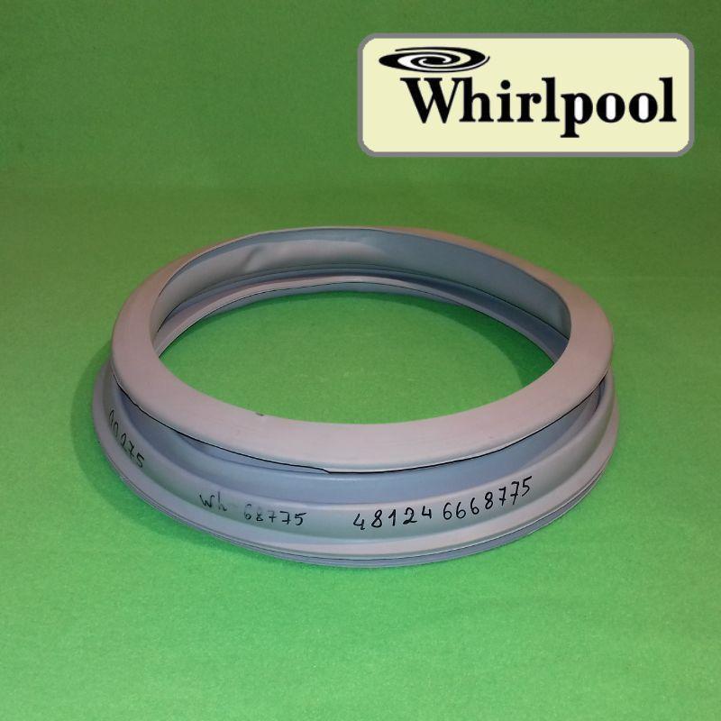 """Резина люка """"481246668775"""" для стиральной машины Whirlpool, Bauknecht, Ignis"""