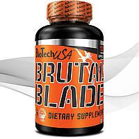 Жиросжигатель BioTech Brutal Blade 120 caps