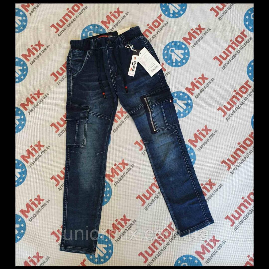 Подростковые джинсы для мальчика SEAGULL