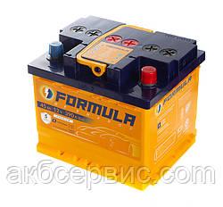 Акумулятор автомобільний Formula 6СТ-45 АзЕ Premium