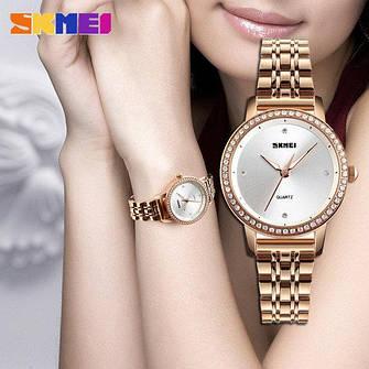 Женские часы бренда Skmei
