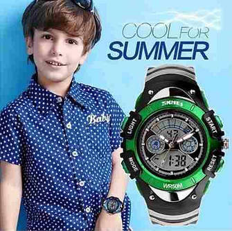 Детские часы бренда Skmei