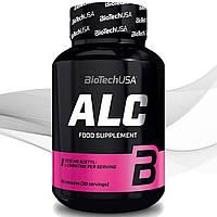 Жиросжигатель BioTech ALC 60 caps.