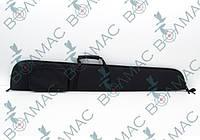Чохол для рушниці ІЖ / ТОЗ на поролоні 1,1 м. Синтетичний чорний