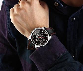 Мужские классические часы бренда Skmei