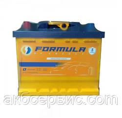 Акумулятор автомобільний Formula 6СТ-45 Аз Premium