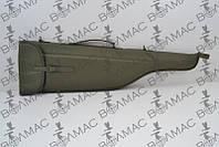 Чохол на рушницю синтетичний на тканині хакі 5211