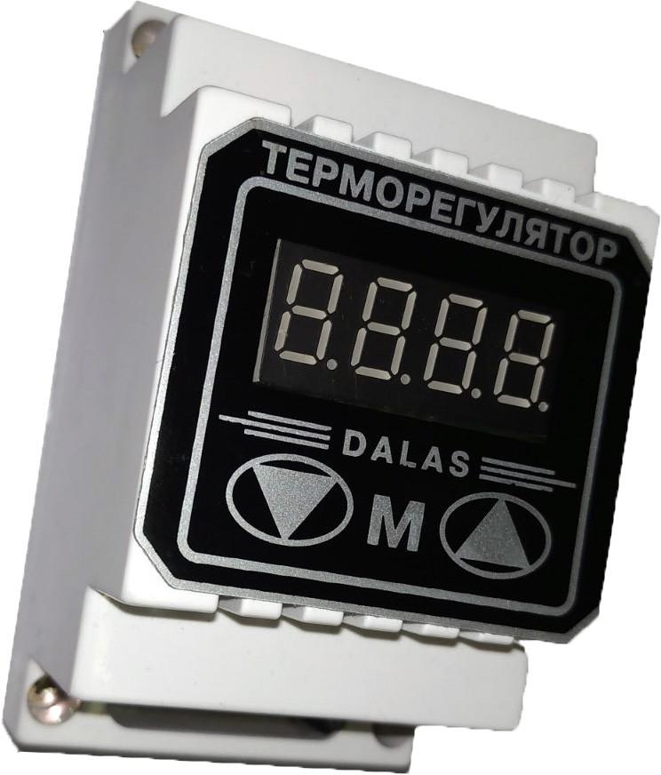 Терморегулятор цифровой для муфельных печей от +1 до +1350*С PLAST Hi для муфельных печей (Украина)