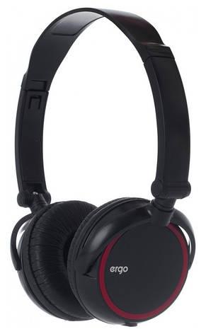 Навушники ERGO VM-340 Black (Чорний), фото 2