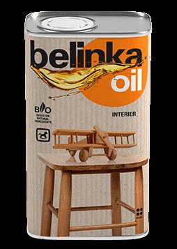 Масло для дерева (для детской мебели и игрушек) BELINKA Oil Interier, 2,5л, фото 2