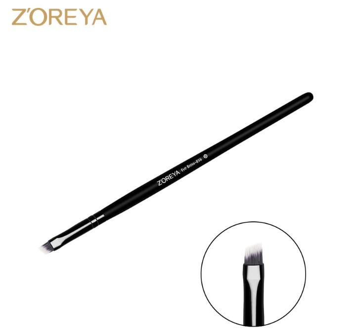 Кисть для бровей и подводки ZOREYA Eye Brow-856