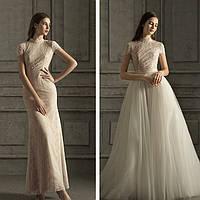 Весільна сукня трансформер Свадебное платье транформер, фото 1